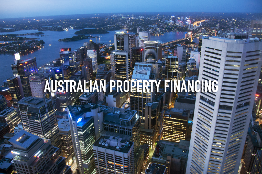 Financing a property purchase in Australia