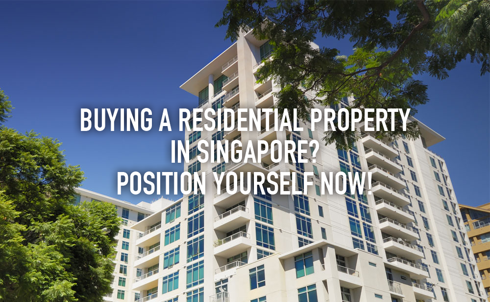 Buying a residential property in Singapore