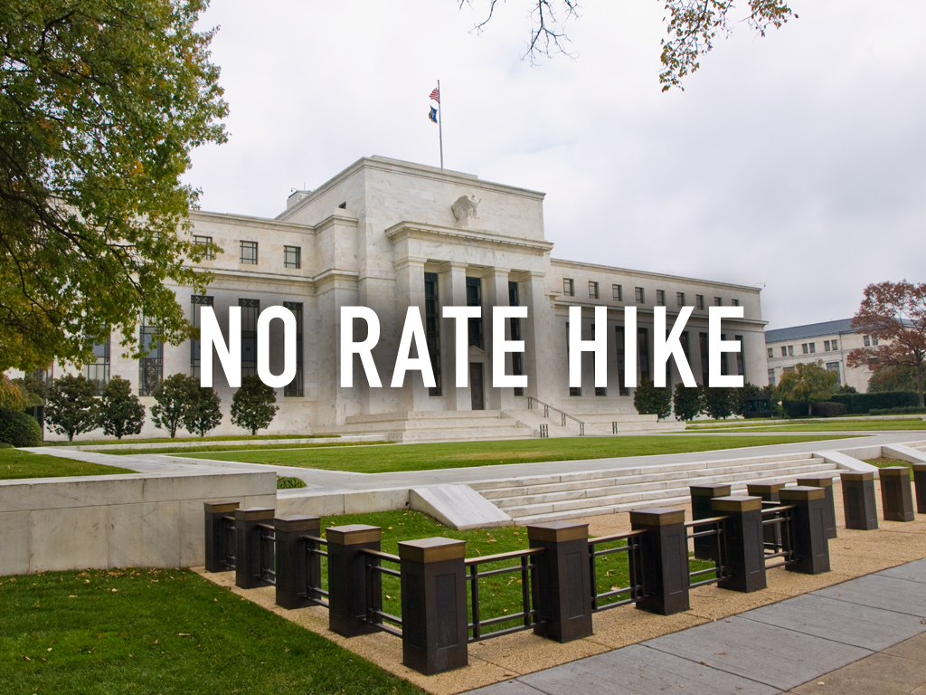 US Fed Keeps Interest Rates Unchanged