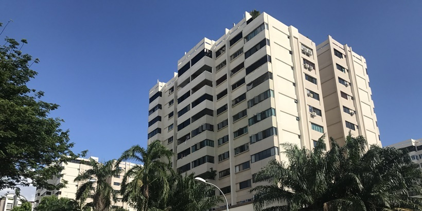 Windy Heights Up For En Bloc Sale For 806 2m Colab Ventures
